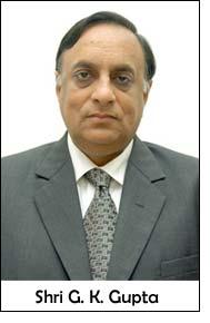 Shri G. K. Gupta