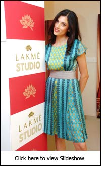 Lakme Studio presents 'A Canvas Of Change'