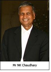 Mr NK Chaudhary