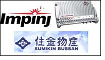 Sumikin Bussan to sell Impinj Speedway RFID products