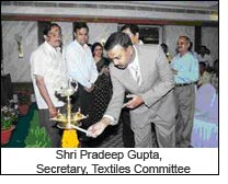 Shri Pradeep Gupta, Secretary, Textiles Committee