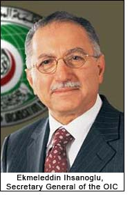 Ekmeleddin Ihsanoglu, Secretary General of the OIC