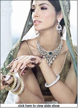 Classic Diamond Collection designed for wedding season