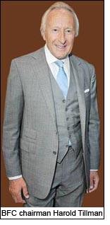 BFC chairman Harold Tillman