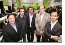 Shoebox franchise poised for global expansion