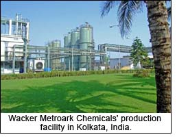 Wacker Metroark Chemicals