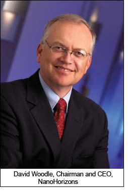 David Woodle, Chairman and CEO, NanoHorizons