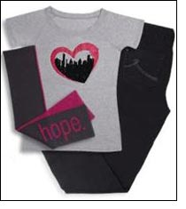 DKNY & HSN launch gift giving collection for St. Jude children
