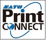 SATO PrintConnect supports customer's supply chain strategy