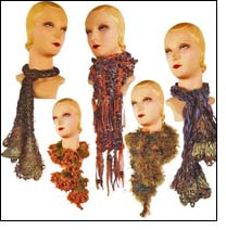 Scarves set to make a big come back in winter
