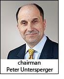 chairman Peter Untersperger