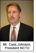 Mr. Cass Johnson, President NCTO