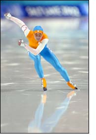 Eschler's ice innovations to appear at 2010 Winter Olympics