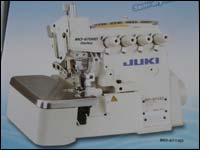 Juki presents eco-friendly semi-dry-head machines
