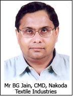 Nakoda Textile joins Rs 10 billion club