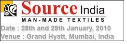 'Source India' to showcase latest Indian textiles