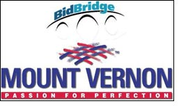 Mount Vernon to use BidBridge's e-Auction platform
