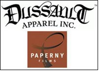 Paperny starts production for 'DUSSAULT INC' series