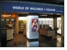 Nuance brings 'World of Wellness and Colour' at Zurich Airport