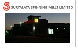 Suryalata expands capacity at Urokondapet to 33120 spindles