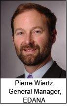Pierre Wiertz, General Manager, EDANA
