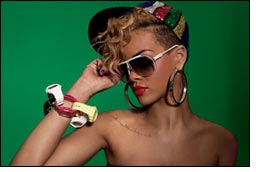 Rihanna's Rude Boy adds CARRERA Vintage