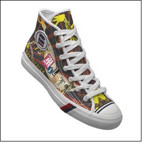 Zazzle launches men's PRO-Keds shoes