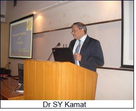 Dr SY Kamat