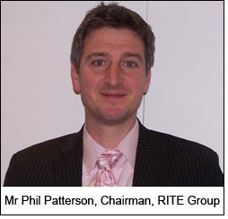 Mr Phil Patterson, Chairman, RITE Group