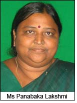 Ms Panabaka Lakshmi