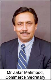 Mr Zafar Mahmood, Commerce Secretary