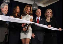 Beyoncé Cosmetology Center at Phoenix House Career Academy