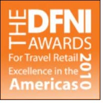 Nuance bags Best Airport Travel Retailer in the Americas
