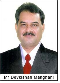 Mr Devkishen Manghani