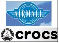 Crocs and BluWire to join new AIRMALL