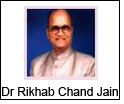 Dr Rikhab Chand Jain