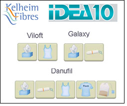 Kelheim to present New Functional Fibres at IDEA