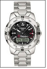 T Touch embodies Tissot ethos of innovation & quality
