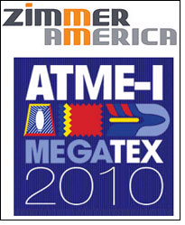 ZIMMER to participate at ATME-I / SPESA and MEGATEX