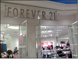 Forever 21 unveils flagship store in Tokyo