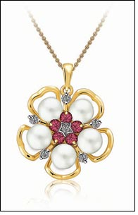 Damas unveils five-petal flowers bloom splendour jewellery