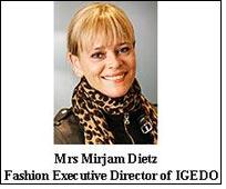 Mrs Mirjam Dietz: cpi will be a great success