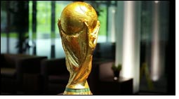 Louis Vuitton wins FIFA World Cup Trophy case