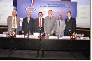 French technology to boost Indian textile industry's competitiveness