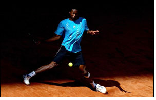 K-Swiss signs French tennis star Gael Monfils