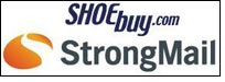 StrongMail Influencer for top footwear retailer
