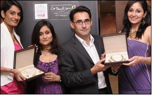 Ex-Miss Indias launch new designs from Collection g