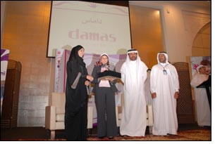 DSA honors Damas Jewellery