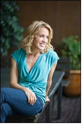 Felicity Huffman as Lee National Denim Day ambassador