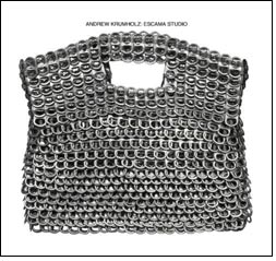 Andrew Krumholz wins 'Best Green Handbag'